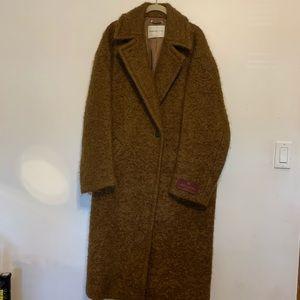 Babaton 1-01 mohair/wool Coat!